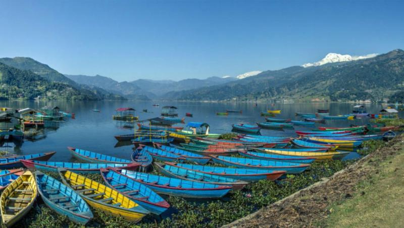 Kathamndu to Pokhara Scorpio Hire Tour