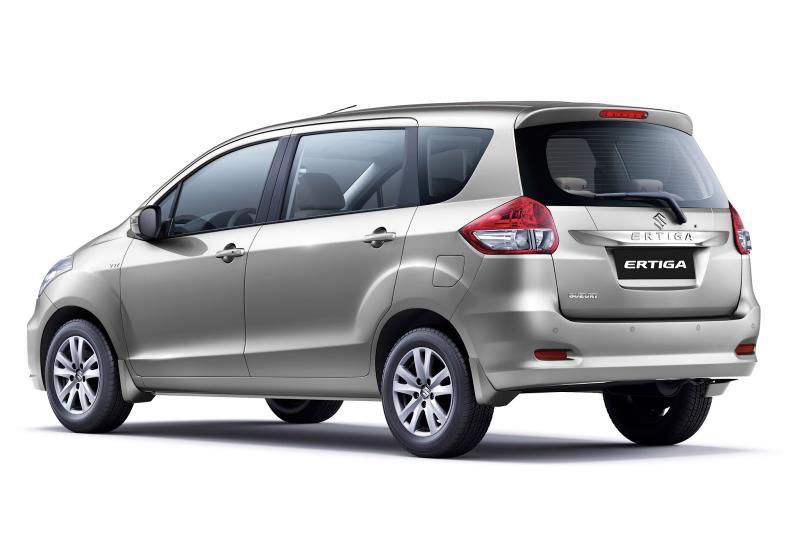Suzuki Ertiga Hire in Nepal